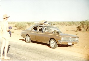 surf vehicle